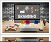 Branding on Monitor